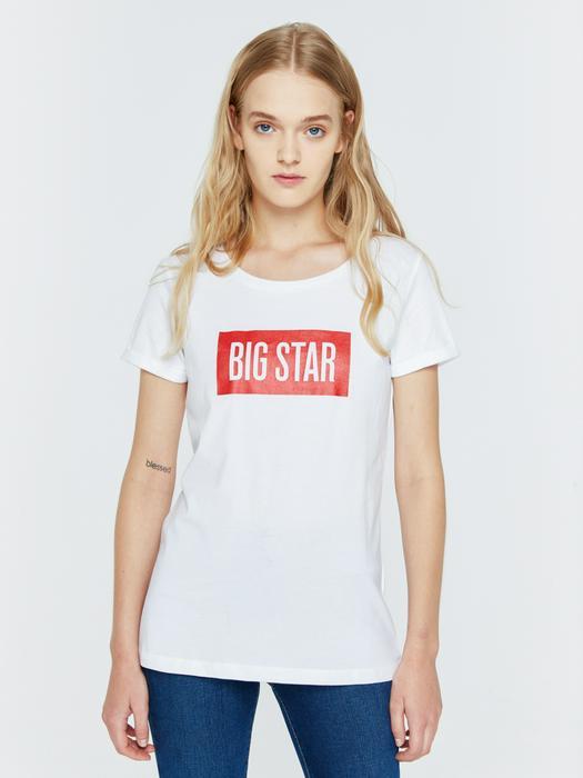 ONEIDASA T SHIRT BIG STAR